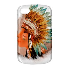 Native American Young Indian Shief BlackBerry Q10