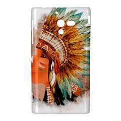 Native American Young Indian Shief Sony Xperia ZL (L35H)