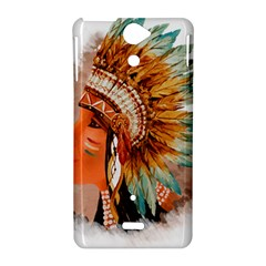 Native American Young Indian Shief Sony Xperia V