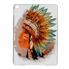Native American Young Indian Shief iPad Air 2 Hardshell Cases