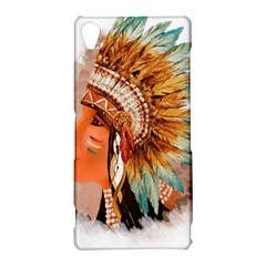 Native American Young Indian Shief Sony Xperia Z3