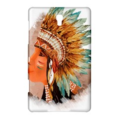 Native American Young Indian Shief Samsung Galaxy Tab S (8.4 ) Hardshell Case