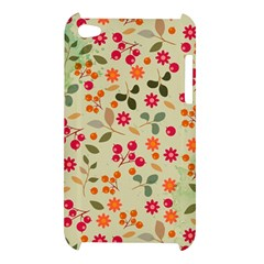 Elegant Floral Seamless Pattern Apple iPod Touch 4