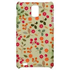 Elegant Floral Seamless Pattern Samsung Infuse 4G Hardshell Case