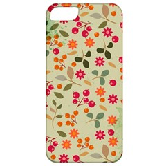 Elegant Floral Seamless Pattern Apple iPhone 5 Classic Hardshell Case