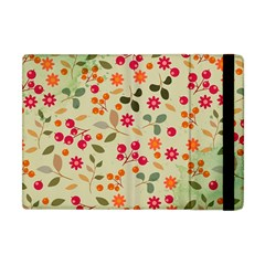 Elegant Floral Seamless Pattern Apple Ipad Mini Flip Case