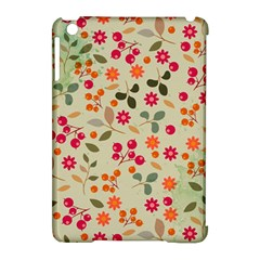 Elegant Floral Seamless Pattern Apple Ipad Mini Hardshell Case (compatible With Smart Cover)