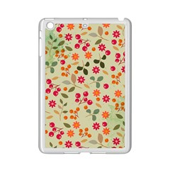 Elegant Floral Seamless Pattern iPad Mini 2 Enamel Coated Cases