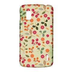 Elegant Floral Seamless Pattern LG Nexus 4