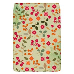 Elegant Floral Seamless Pattern Flap Covers (S)