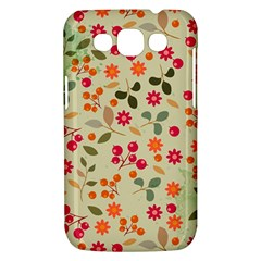 Elegant Floral Seamless Pattern Samsung Galaxy Win I8550 Hardshell Case
