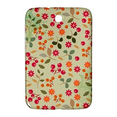 Elegant Floral Seamless Pattern Samsung Galaxy Note 8.0 N5100 Hardshell Case