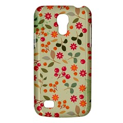 Elegant Floral Seamless Pattern Galaxy S4 Mini