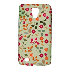 Elegant Floral Seamless Pattern Galaxy S4 Active