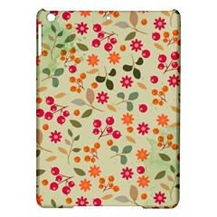 Elegant Floral Seamless Pattern Ipad Air Hardshell Cases