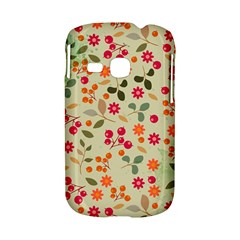 Elegant Floral Seamless Pattern Samsung Galaxy S6310 Hardshell Case