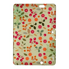 Elegant Floral Seamless Pattern Kindle Fire Hdx 8 9  Hardshell Case