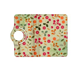 Elegant Floral Seamless Pattern Kindle Fire HD (2013) Flip 360 Case
