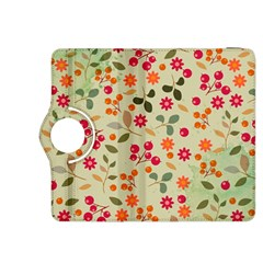 Elegant Floral Seamless Pattern Kindle Fire Hdx 8 9  Flip 360 Case