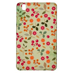 Elegant Floral Seamless Pattern Samsung Galaxy Tab Pro 8.4 Hardshell Case