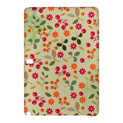 Elegant Floral Seamless Pattern Samsung Galaxy Tab Pro 12.2 Hardshell Case