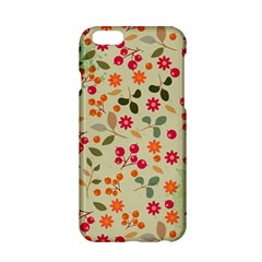 Elegant Floral Seamless Pattern Apple iPhone 6/6S Hardshell Case