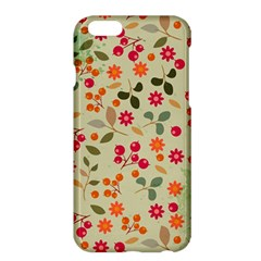 Elegant Floral Seamless Pattern Apple Iphone 6 Plus/6s Plus Hardshell Case