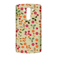 Elegant Floral Seamless Pattern LG G3 Back Case