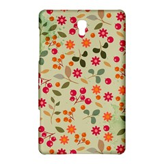 Elegant Floral Seamless Pattern Samsung Galaxy Tab S (8.4 ) Hardshell Case