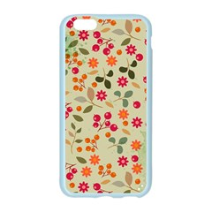 Elegant Floral Seamless Pattern Apple Seamless iPhone 6/6S Case (Color)