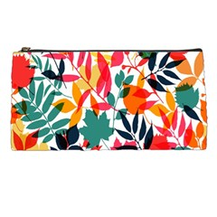 Seamless Autumn Leaves Pattern  Pencil Cases