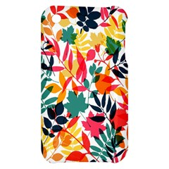 Seamless Autumn Leaves Pattern  Apple iPhone 3G/3GS Hardshell Case