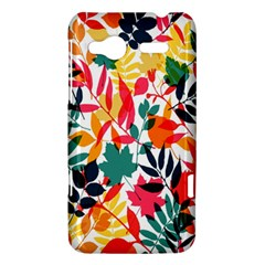 Seamless Autumn Leaves Pattern  HTC Radar Hardshell Case