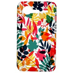 Seamless Autumn Leaves Pattern  HTC Incredible S Hardshell Case