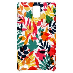 Seamless Autumn Leaves Pattern  Samsung Infuse 4G Hardshell Case