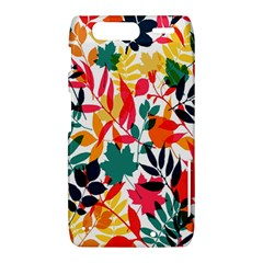 Seamless Autumn Leaves Pattern  Motorola Droid Razr XT912