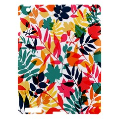 Seamless Autumn Leaves Pattern  Apple iPad 3/4 Hardshell Case