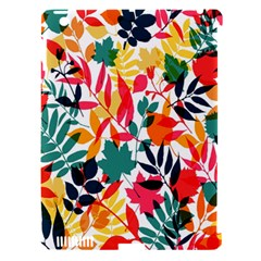 Seamless Autumn Leaves Pattern  Apple Ipad 3/4 Hardshell Case (compatible With Smart Cover)