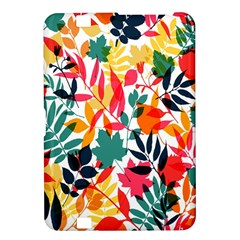 Seamless Autumn Leaves Pattern  Kindle Fire Hd 8 9
