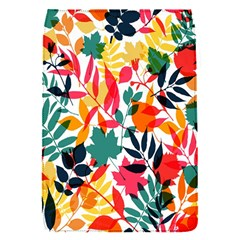 Seamless Autumn Leaves Pattern  Flap Covers (S)