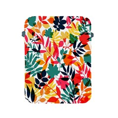 Seamless Autumn Leaves Pattern  Apple iPad 2/3/4 Protective Soft Cases