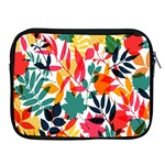 Seamless Autumn Leaves Pattern  Apple iPad 2/3/4 Zipper Cases Front