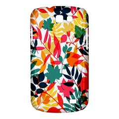Seamless Autumn Leaves Pattern  Samsung Galaxy Express I8730 Hardshell Case