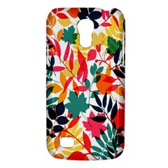 Seamless Autumn Leaves Pattern  Galaxy S4 Mini