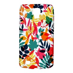 Seamless Autumn Leaves Pattern  Galaxy S4 Active