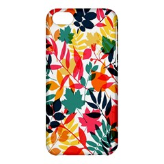 Seamless Autumn Leaves Pattern  Apple Iphone 5c Hardshell Case