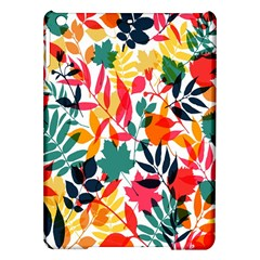 Seamless Autumn Leaves Pattern  iPad Air Hardshell Cases