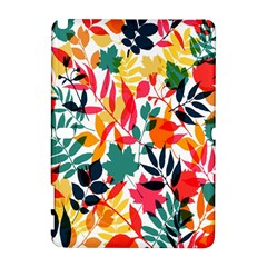 Seamless Autumn Leaves Pattern  Samsung Galaxy Note 10.1 (P600) Hardshell Case