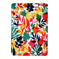 Seamless Autumn Leaves Pattern  Kindle Fire HDX 8.9  Hardshell Case