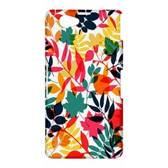 Seamless Autumn Leaves Pattern  Sony Xperia Z1 Compact